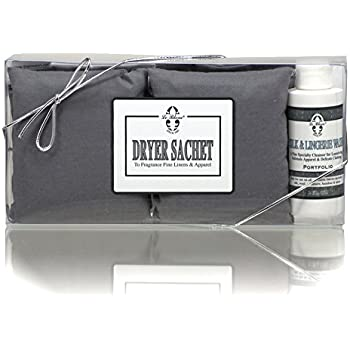 Le Blanc® Portfolio Dryer Sachet 2-Pack with 2 FL. OZ. Bottle of Coordinating Specialty Wash, One Pack
