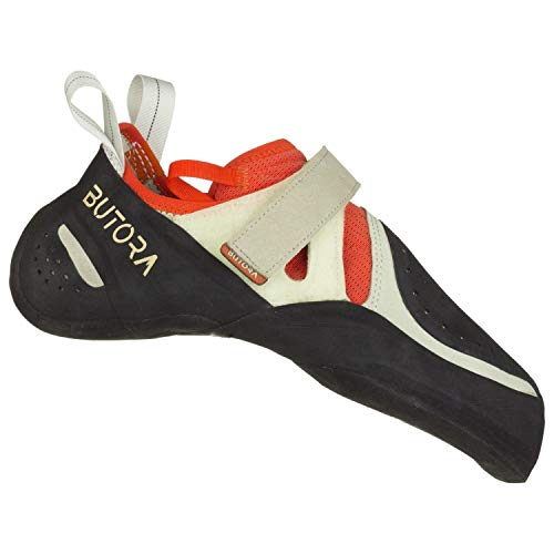 BUTORA Unisex Acro Orange - Wide Fit, Color: Orange/Lime, Size: 10 (ACRO-OR-WF-UNI-10)