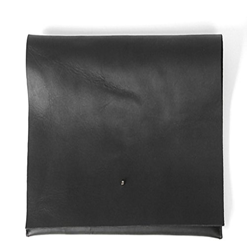 Cieur Macbook 13 inch Laptop Pouch Ultrabook Leather Sleeve (Carugetto Wheeled Laptop Case)