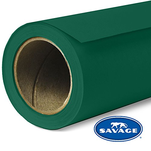 Savage Seamless Background Paper - #18 Evergreen (107 in x 36 ft)