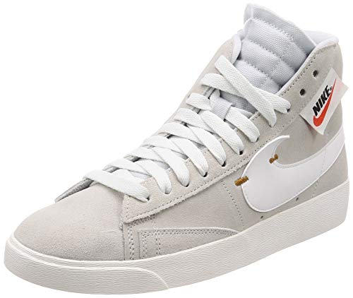 Nike W Blazer Mid Rebel Womens Womens Bq4022-101 Size 7.5