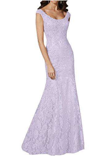 Gorgeous Bridal Slim Long Lace Wedding Party Dress Evening Gown Custom