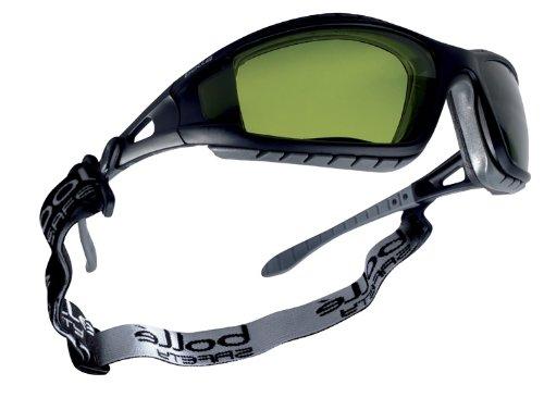 Bollé Safety Tracker II Lunettes de protection verres teinte 3 ... 1fc8ede8cf01