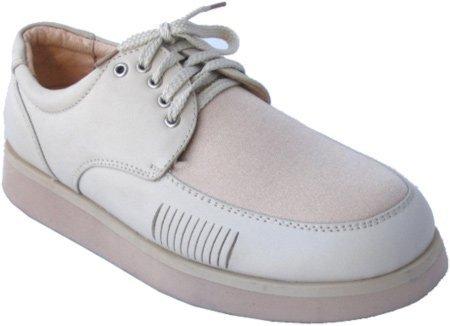 Mt. Emey Men's 708 Orthotic Shoes,Black,8.5 4E