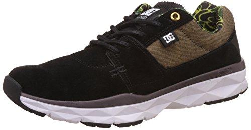DC Shoes Player Se M Shoe Ngy, Sneaker Basse Uomo Noir - Black Camo