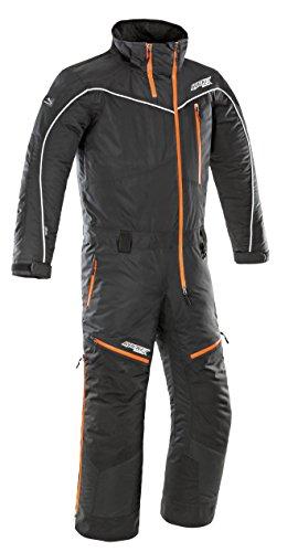 Joe Rocket 1821-064 SnowGear Black Large Suit (Titan 1-Piece),1 Pack by Joe Rocket