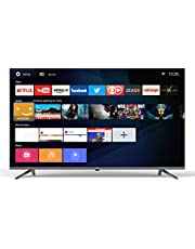 Coocaa 32S3N 32 inch Smart LED TV (81 cm), Triple Tuner, Prime Video, Netflix, YouTube (HDMI, CI-Slot, USB, digitale audio)