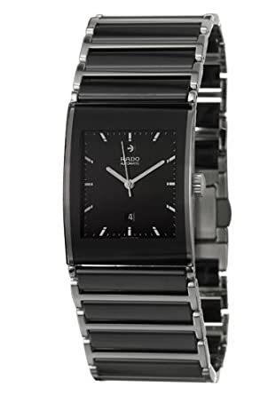 7b6732ee9d7 Image Unavailable. Image not available for. Color  Rado Integral Men s  Automatic Watch R20853152