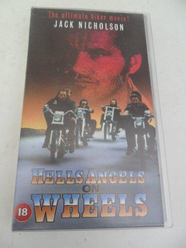 Hells Angels On Wheels  Vhs
