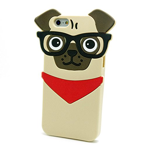 Iphone 6 Case Pug Cartoon Reviews - aliexpress.com