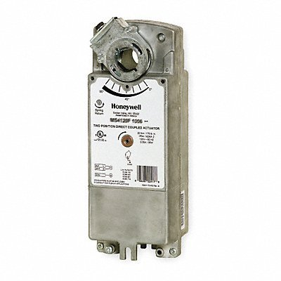 Honeywell MS4120F1204 Fast-Acting, Spring-Return, Actuator, Two-Position 175 lb-in, 20 Nm