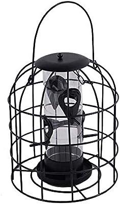 Comedero Pájaros Exterior Silvestres,Alimentador De Pájaros Al ...