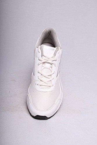 e9d7d7410761ee Reebok V59178 -White Silver Running Shoes for Men  Buy Online at Low Prices  in India - Amazon.in