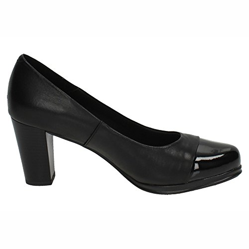 IN MADE pour SPAIN MADE Escarpins femme IN Noir wnT7xOw