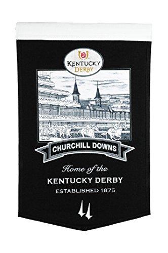 Winning Streak Kentucky Derby Churchill Downs Stadium Banner