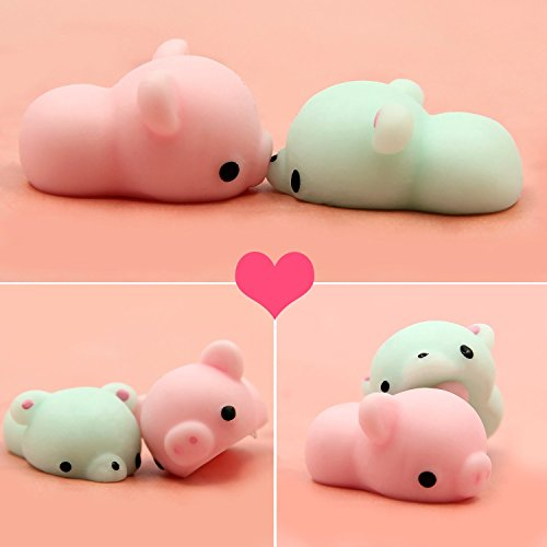 mochi squishy toys  satkago squishies 20 pcs mini squishies squishys mochi animals stress toys