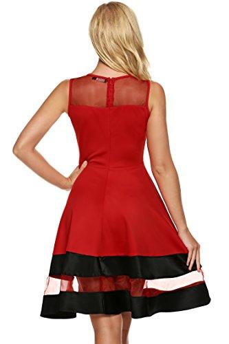Zero kleider rot