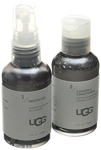 (UGG Accessories UGG Travel Kit Shoe Care, Natural, One Size Fits All Medium US)