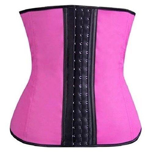 Live It Style It - Camiseta moldeadora - para mujer Rosa