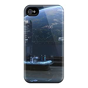 New OvenTikader Super Strong Space Station Cases Covers For Iphone 6