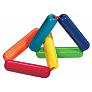 HABA Triangles Wooden Clutching Toy & Teether (Made in Germany)