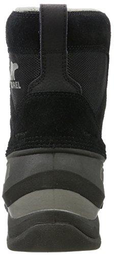 Lace Boot Men's Sorel Buxton Quarry Black 7OgEn