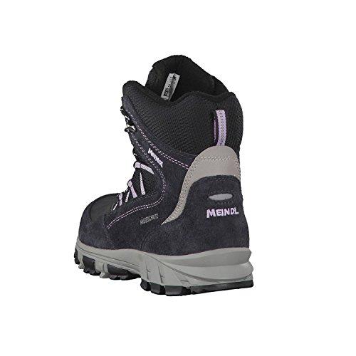 Junior Gris Enfant Meindl Polaires Chaussures Foncé 7719 5SwSqO1