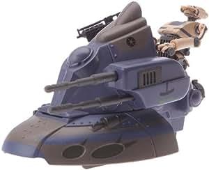Star Wars - 20795 - Vehículos en Miniatura - Guerras Clon - Mini Tank W / Driod táctico