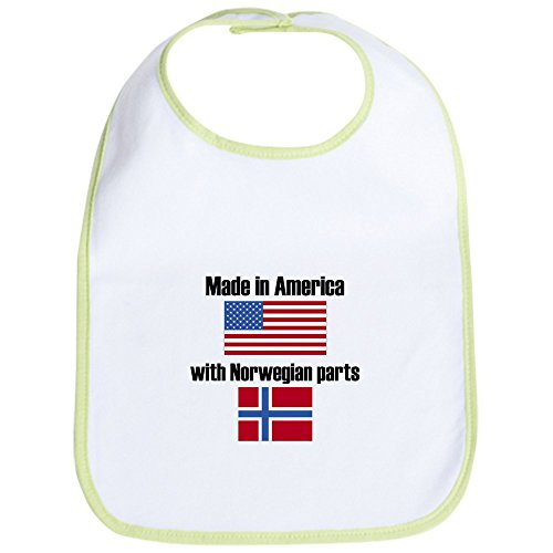 CafePress America Norwegian Parts Toddler