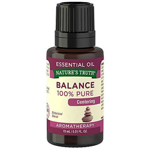 Nature's Truth Essential Oil, Balance, 0.51 Fluid Ounce