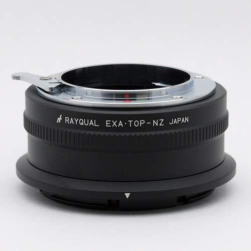 レイクォール マウントアダプター EXA-NZ (レンズ)エキザクタ-(カメラ)ニコンZ (日本製)   B07QYMK1FB