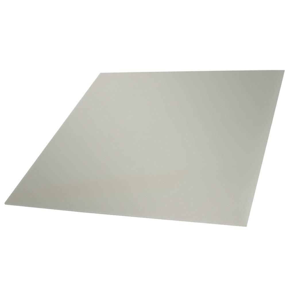 Shiwaki Surface De Construction 220x220mm Amovible Chauff/ée Par Imprimante De Table De Pont 3d