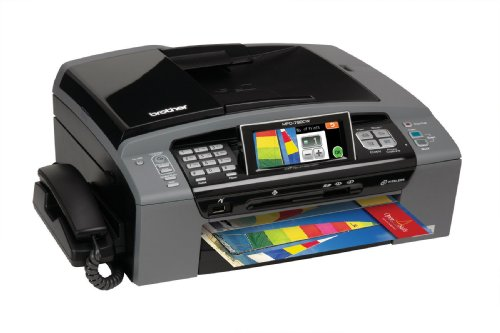 (Brother MFC-790CW Color Inkjet All-in-One with Wide 4.2-Inch Touchscreen LCD Display and Wireless Interface)