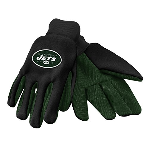 Forever Collectibles 74239 NFL New York Jets Colored Palm Glove