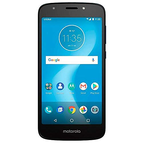 Boost Mobile Moto E5 Prepaid Phone, Play 5.2