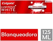Pasta Dental Colgate Luminous White Blanqueadora 125 ML