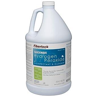 Fiberlock shockwave hydrogen peroxide - Hydrogen peroxide bathroom cleaner ...