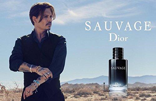 Christian Dior Sauvage for Men Eau De Toilette Spray, 3.4 Fluid Ounce by Dior (Image #1)
