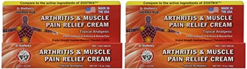Dr Sheffields THERMA RUB Arthritis Muscle product image