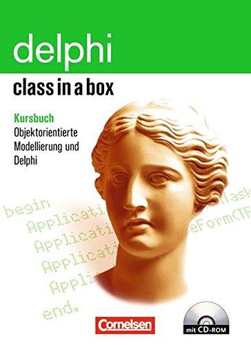 Download class in a box - CodeGear Delphi: delphi class in a box, m. CD-ROM pdf