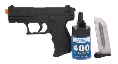 Walther P22 Special Operations, Black airsoft gun (P22 Pistol)