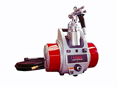 Titan Capspray 75 Fine-Finish HVLP Paint Sprayer 0524031