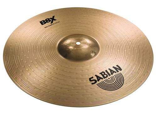 Sabian 41706 X 17-Inch B8X Thin Crash Cymbal