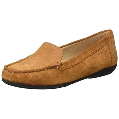 chollos oferta descuentos barato GEOX D ANNYTAH MOC A COGNAC Women s Loafers Moccasins Moccasin size 36 EU