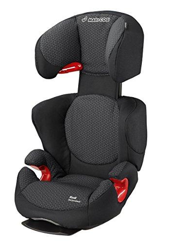 Maxi-Cosi 75108741 Rodi Air Protect Kindersitz, Gruppe 2/3, 15-36 kg, black crystal