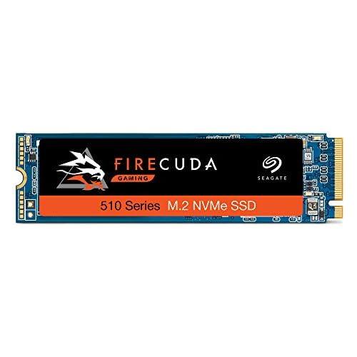 chollos oferta descuentos barato Seagate FireCuda 510 unidad de estado sólido M 2 1000 GB PCI Express 3D TLC NVMe Disco duro sólido 1000 GB M 2 3450 MB s