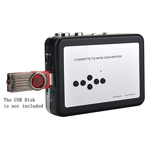 1 opinioni per Lettore di cassette Sunyoy Lettore di cassette per MP3 Retro Walkman Auto
