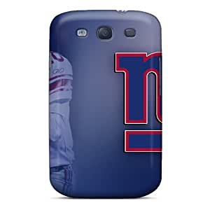 Samsung Galaxy S3 XWh4104Amsz Custom Vivid New York Giants Image Bumper Cell-phone Hard Covers -CharlesPoirier