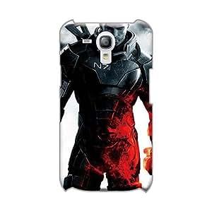 Samsung Galaxy S3 Mini NSB18063DkkM Customized Beautiful Mass Effect 3 Commander Shepard Skin Shock-Absorbing Cell-phone Hard Cover -JamieBratt
