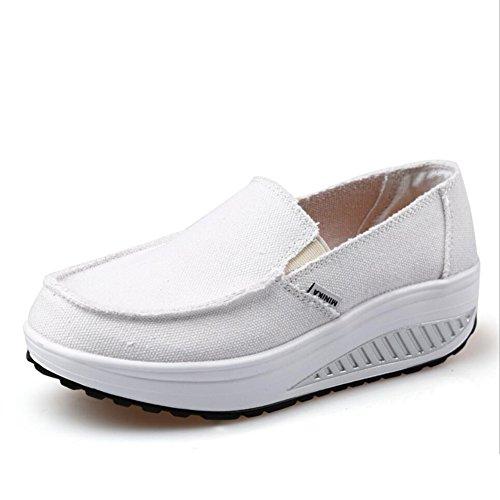 Scarpe Shoes Loafers Xue Sneakers Slip Flat Guida Da Platform Primavera Shaking E Athletic ai Shake Donna Mocassini Fitness Autunno HwWdwan7Sq